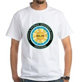 Living Green Oregon Solar Energy Shirt