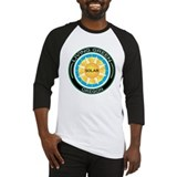 Living Green Oregon Solar Energy Baseball Jersey