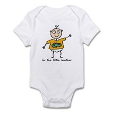 Alligator Little Bro Infant Bodysuit