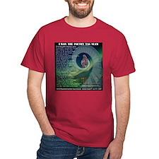PoetryTagSlam8VvSlavetoMetalv T-Shirt