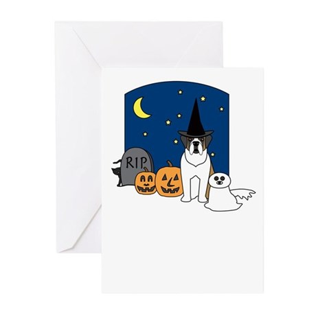 Howling Good Halloween Greeting Cards (Pk of 10)