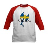 Swedish Viking Axe Tee