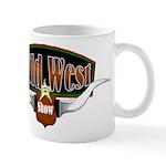 Wild West Show Mug