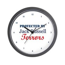 Protected by JRTerrors! Wall Clock