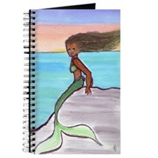 Mermaid at Sunset Journal