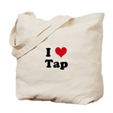 Cute Tap dance Tote Bag