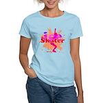 Ice Skater Women's Light T-Shirt