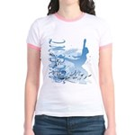 AxelentSkaterII Jr. Ringer T-Shirt