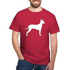 Xoloitzcuintli Profile T-Shirt