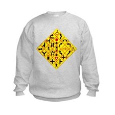 Cool Signs Sweatshirt