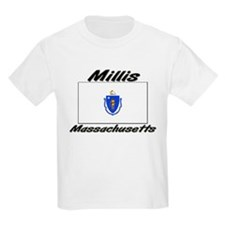 Millis Massachusetts T-Shirt