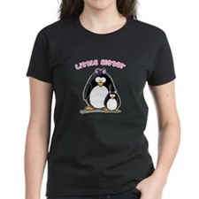 Little Sister penguin Tee