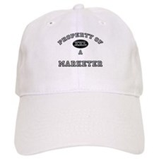 Property of a Marketer Baseball Cap