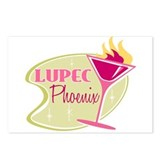 LUPEC Phoenix Postcards (Package of 8)