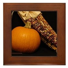 Fall Framed Tile