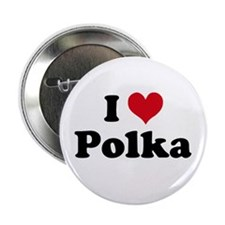 "Funny I love salsa 2.25"" Button (10 pack)"