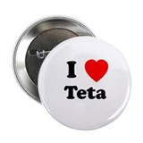 I heart Teta Button
