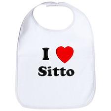 I heart Sitto Bib