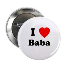 I heart Baba Button