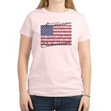 Proud American Swimmer T-Shirt
