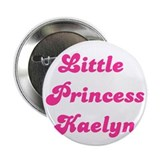 Little Princess Kaelyn Button