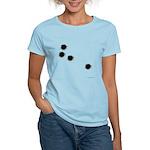 Bullet Holes Women's Light T-Shirt