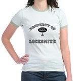 Property of a Locksmith T