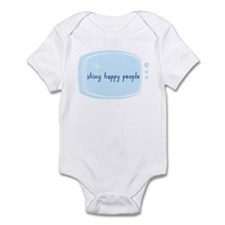 Shinny Happy People Infant Bodysuit