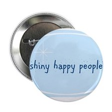 Shinny Happy People Button