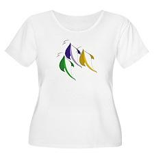 penguinthree Plus Size T-Shirt