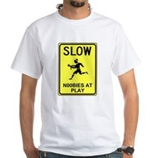 Slow! Noobs At Play! Shirt