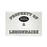 Property of a Legionnaire Rectangle Magnet (10 pac