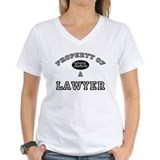 Property of a Lawyer Shirt
