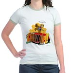Cowgirl Jr. Ringer T-shirt