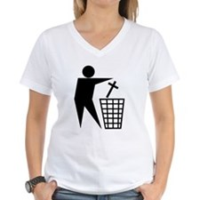Trash Religion (Christian Version) Shirt