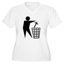 Trash Religion (Christian Version) T-Shirt