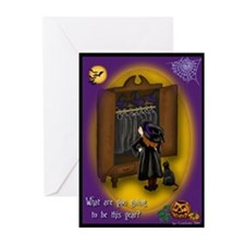 Samhain Dilemma Greeting Cards (Pk of 10)