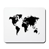 The World Mousepad