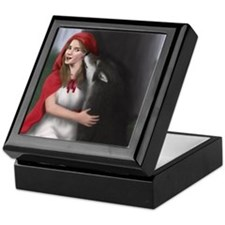 The Kiss Keepsake Box