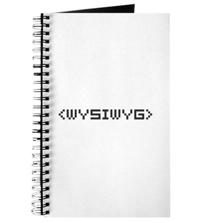 WYSIWYG Journal