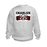 charlize is a pirate Sweatshirt