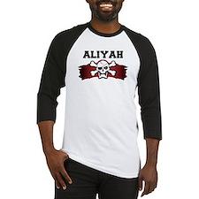 aliyah is a pirate Baseball Jersey