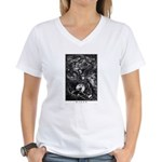 Dagon Women's V-Neck T-Shirt
