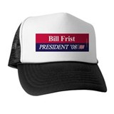 """Bill Frist for President"" Trucker Hat"