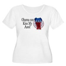 Obama Kiss my Ass T-Shirt