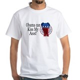 Obama Kiss my Ass Shirt