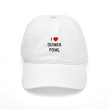 I * Guinea Fowl Baseball Cap
