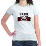 hazel is a pirate T