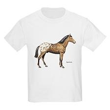 Appaloosa Horse Kids T-Shirt