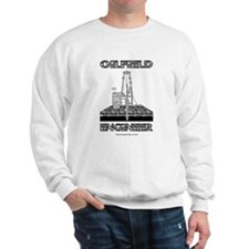 Unique Oil industry Sweatshirt